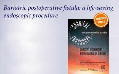 Bariatric Postoperative Fistula: a Life-saving Endoscopic Procedure Por Dr. Giorgio Baretta